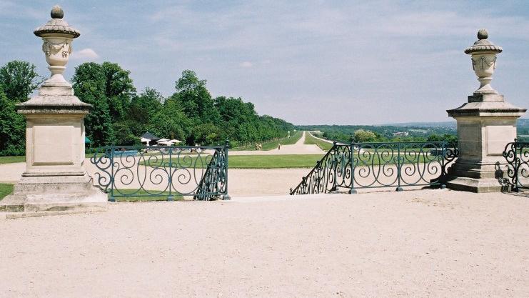parc saint germain en laye Elegant terrasse lenotre saint germain en laye france domaine national